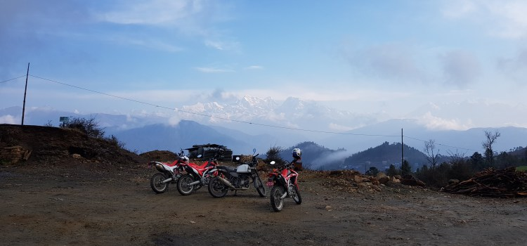 Easy Everest Motorcycle Tour