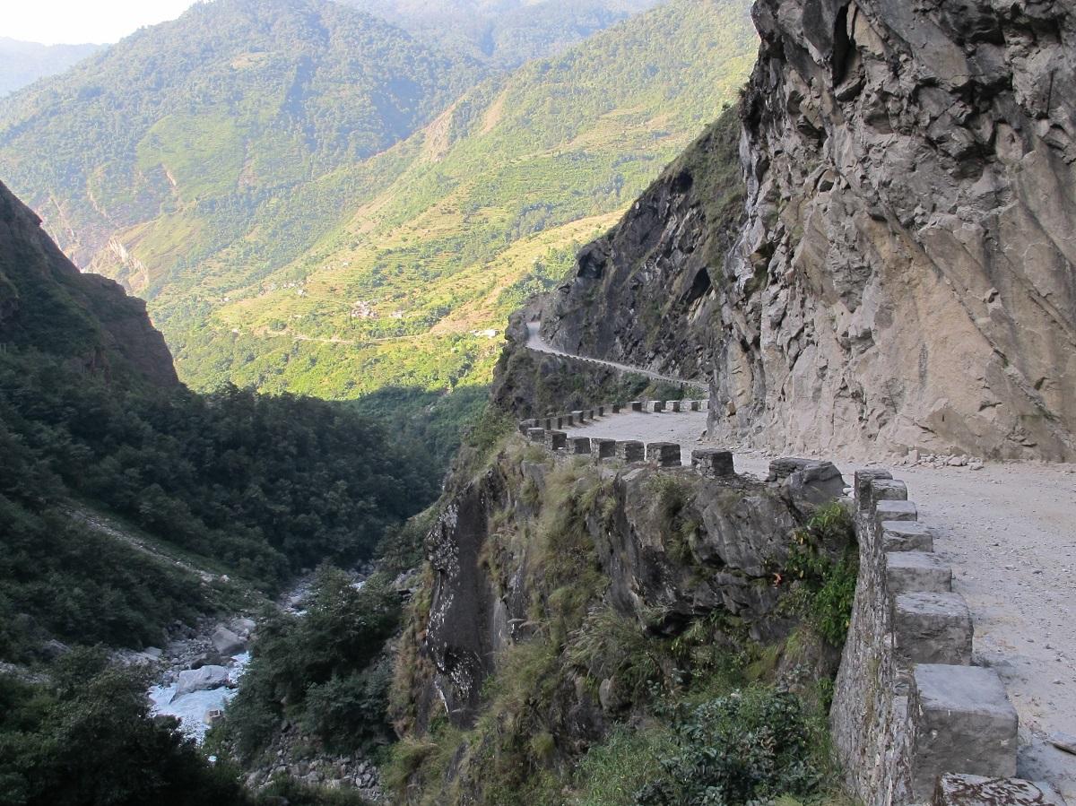 Kali Gandaki Gorge (2)