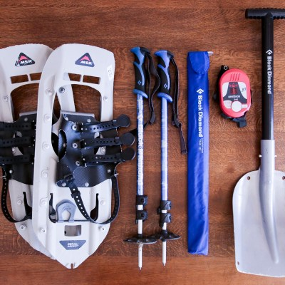 5 Piece Backcountry Rental Set