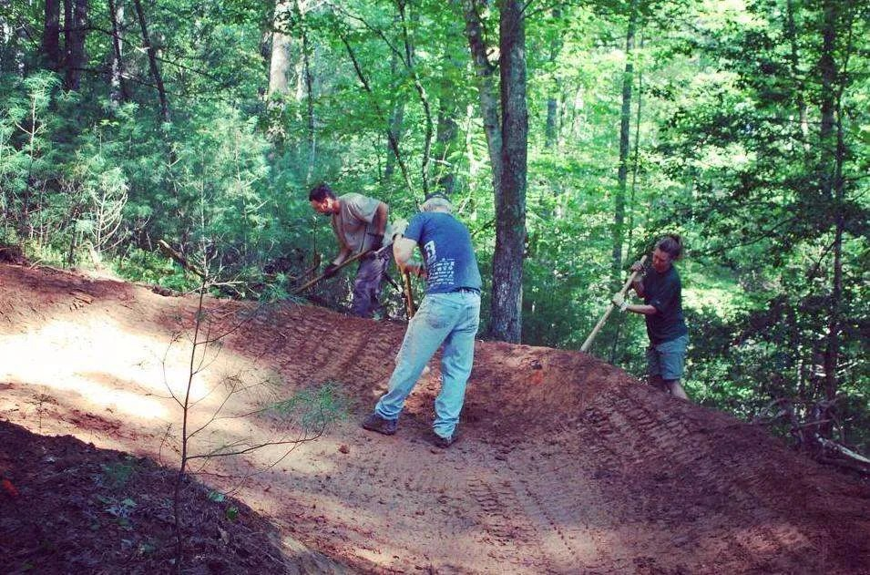 Work Party and Ride at Warrior Creek, Sunday December 21st