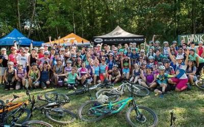 Bell expands 2017 Joy Ride women's mountain bike program, announces ride program ambassadors