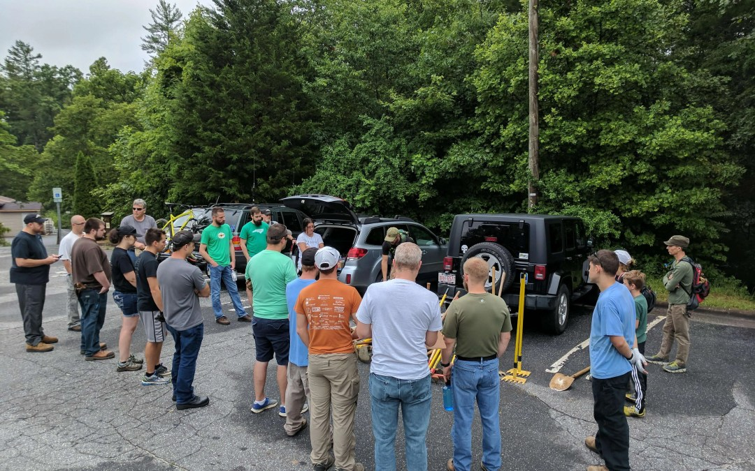 22 Google Employees Lend a Hand at Zacks Fork