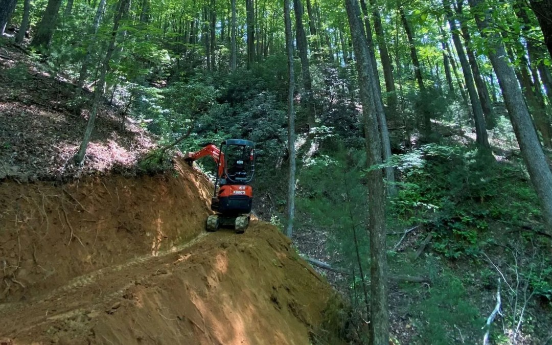 USFS: Trails in the Mortimer Area of Wilson Creek improved through partnerships
