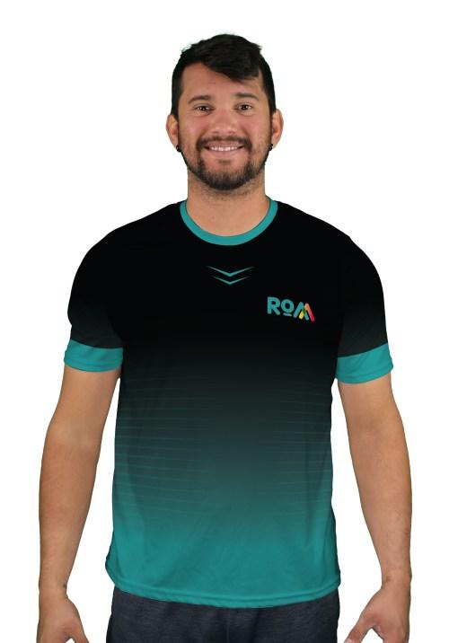 short sleeve fade to black mens mountain bike jersey