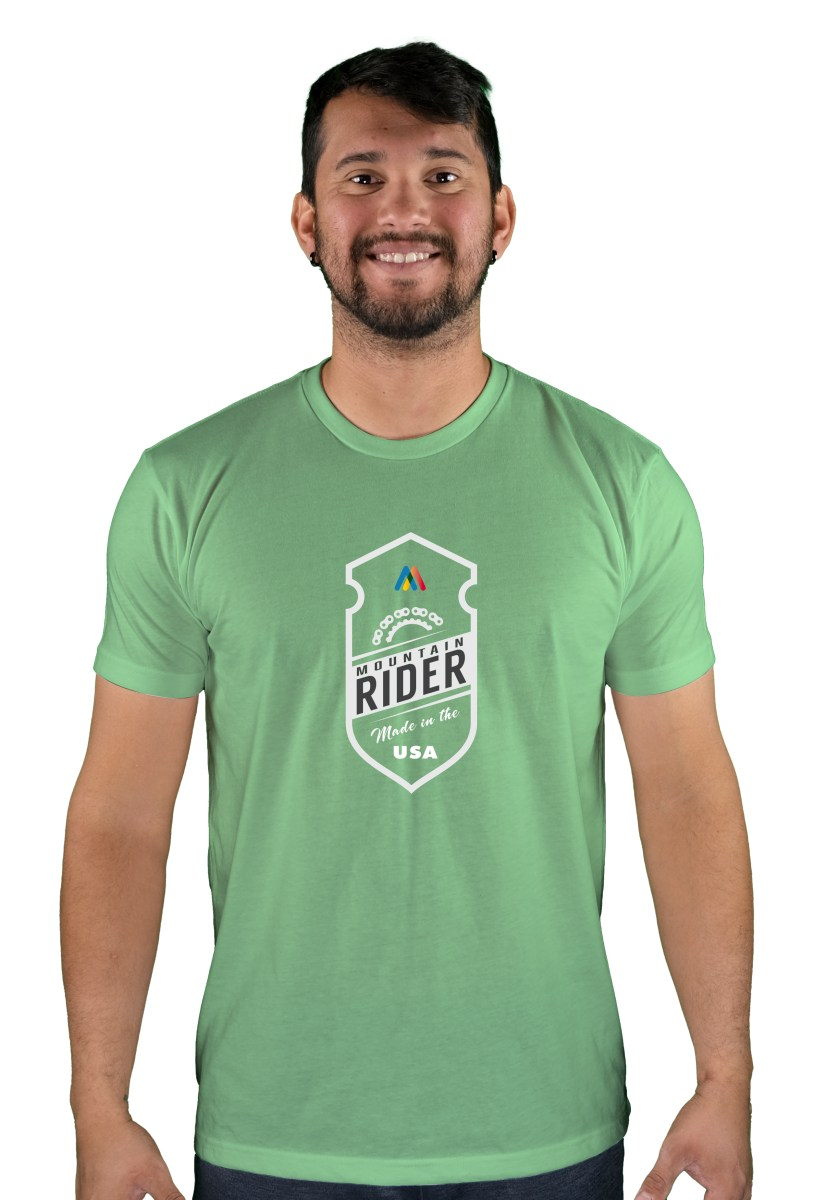 MTN Rider apple green