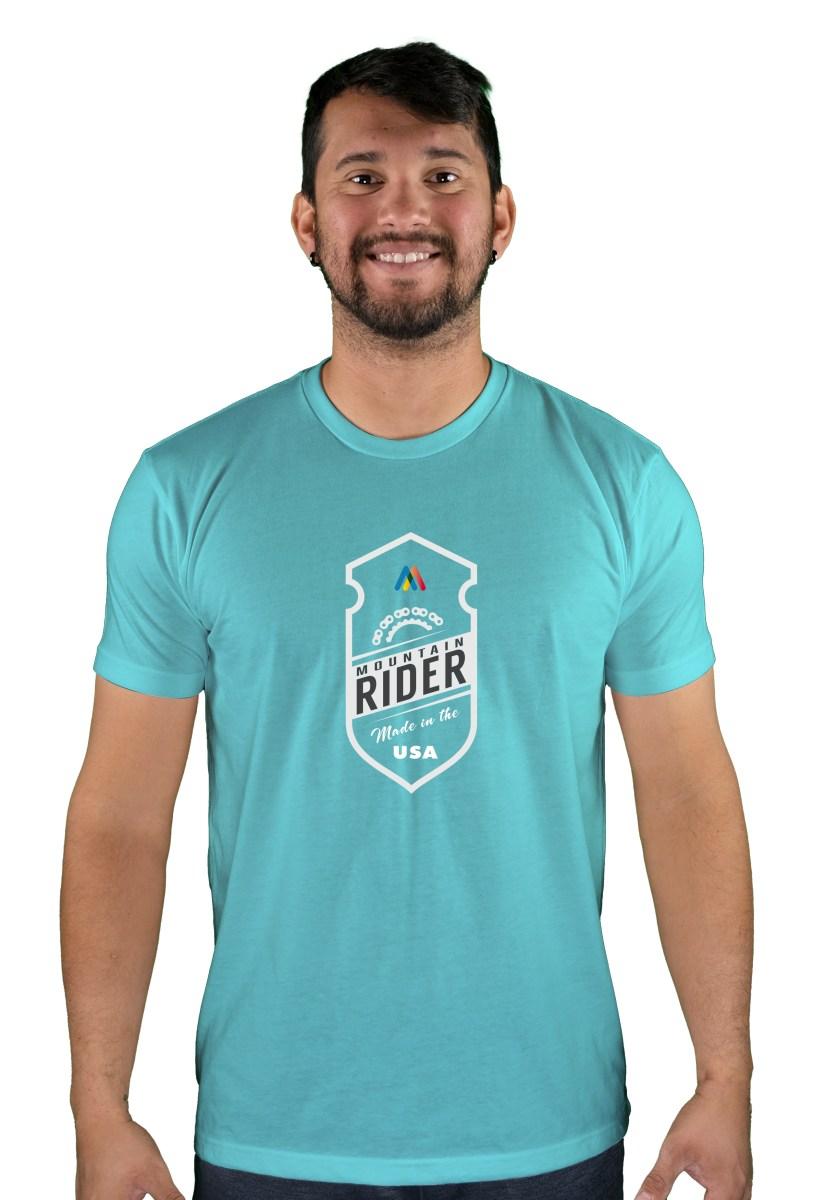 MTN Rider tahiti blue