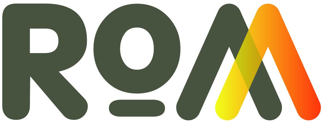 ROM tab logo
