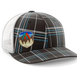 mens trucker hat tree