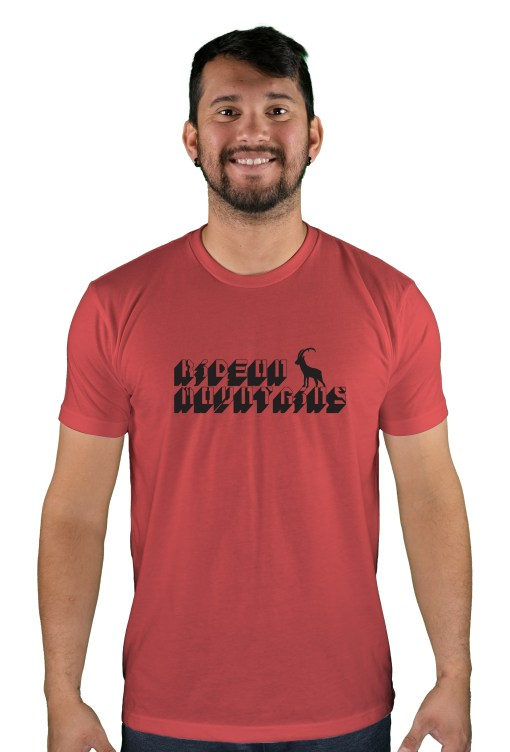 mens mtb digital cardinal t-shirt