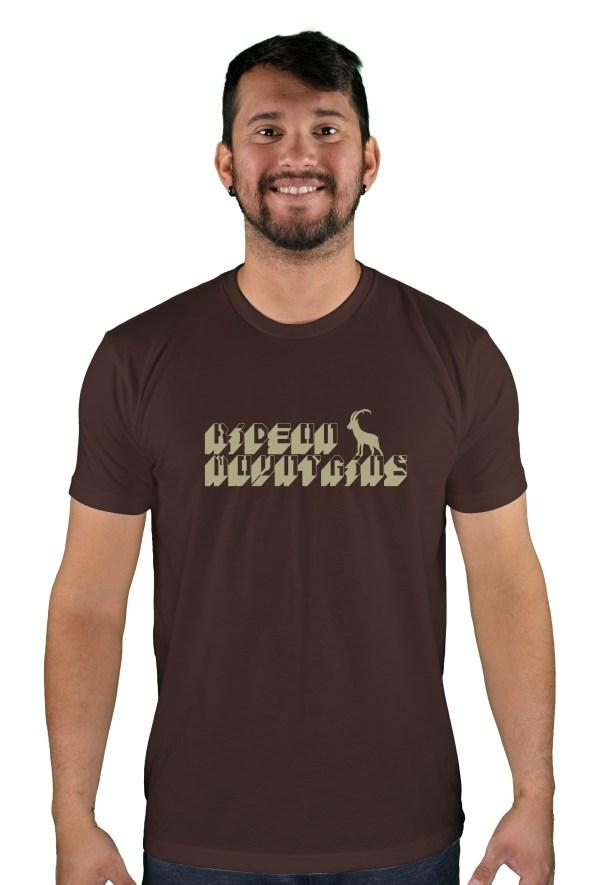 mens mtb digital espresso t-shirt