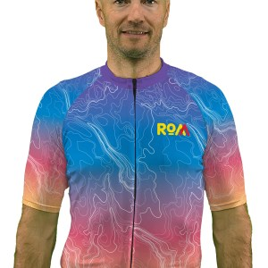 mens cross country mtb top this sunrise jersey