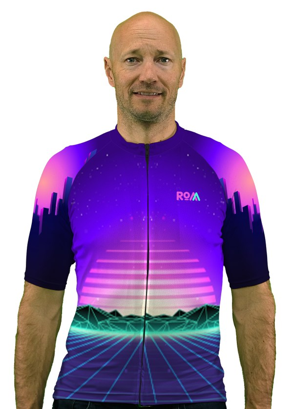 mens cross country mtb sark jersey