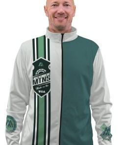 Racing stripes mtb jacket