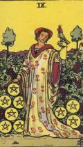 9 of Pentacles