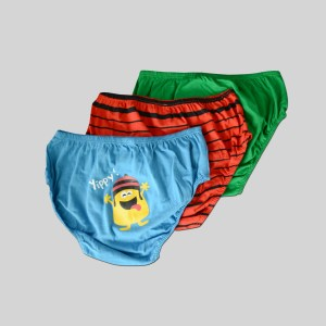 Rider Brief Anak Laki R309BB Multiwarna Box 3 in 1
