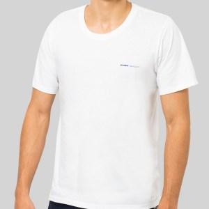 Rider Lifestyle Tshirt Man R232BP White Pcs 1 in 1 Round Neck