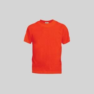 Rider Tshirt Tanggung R223BBW Merah in 1 Pcs O Neck