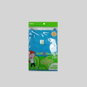 Rider Vest Kids R224BBW Blue 1 Pcs