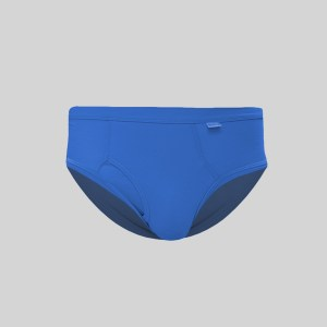 Rider Classic Brief Kids R325BBW 1 Pcs Anti Bacteria (Navy)