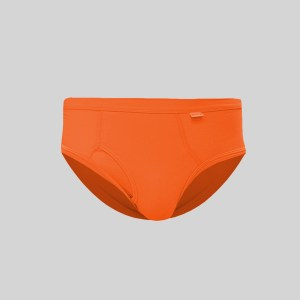 Rider Classic Brief Anak Pria R325BBW 1 Pcs Anti Bacteria (Orange)