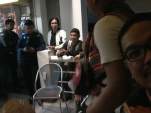 From L - R : Mateo, Micheal, Makie, William, Eman and Me....