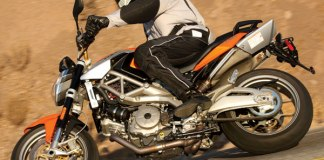 2008 Aprilia SL 750 Shiver