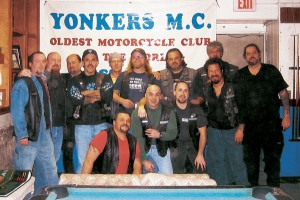 The Yonkers M.C. 100 years later.