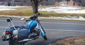 Winter Motorcycle Rides: Connecticut
