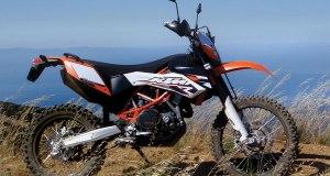 2009 KTM 690 Enduro R Road Test —Rider magazine