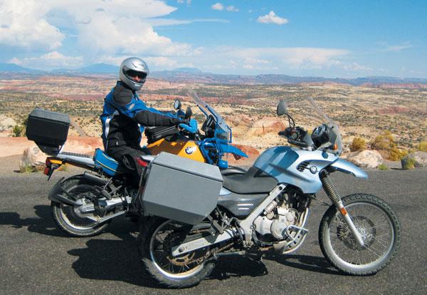 Utah Motorcycle Rides Touring Torrey Rider Magazine