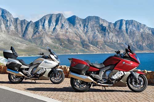 2012 BMW K1600GT/GTL beauty