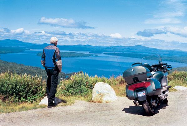 Onward To Madawaska Maine Rider Magazine Rider Magazine