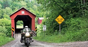 Hune Bridge in Ohio