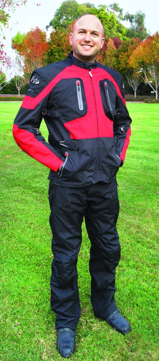 Joe Rocket Ballistic Jacket and Pants Review | Rider Magazine