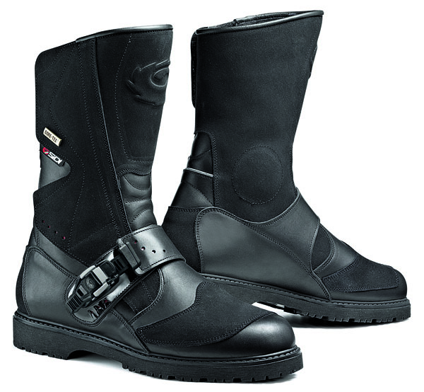 Sidi Canyon Gore-Tex Motorcycle Boots Review | Rider Magazine | Rider Magazine