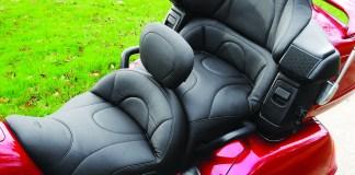 Mustang GL1800 Motorcycle Touring Seat