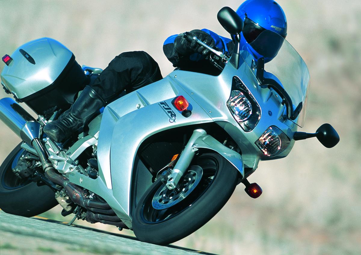 2003 Yamaha Fjr1300 Motorcycle Test Rider Magazine