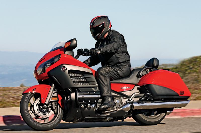 2013 Honda F6b Review Rider Magazine