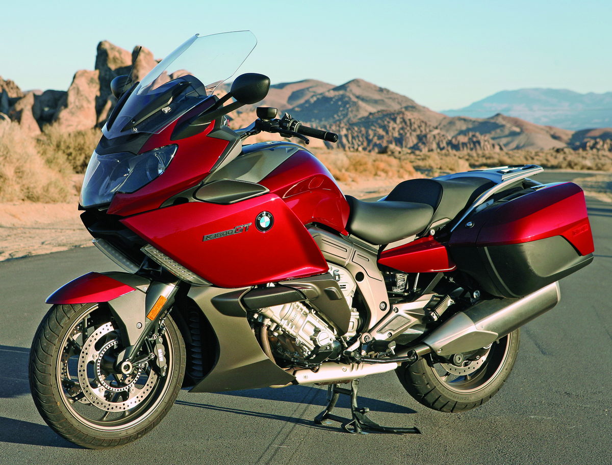 2013 bmw k 1600 gt review rider magazine rider magazine. Black Bedroom Furniture Sets. Home Design Ideas