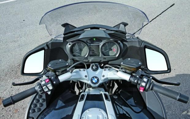 2013 Sport-Touring Comparison Test: BMW K1600GT, BMW R1200RT, Kawasaki Concours 14, Triumph Trophy, Yamaha FJR1300