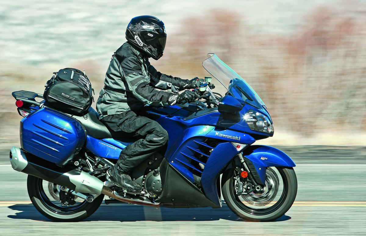 Five Fast Fellows 2013 Sport Touring Shootout Rider