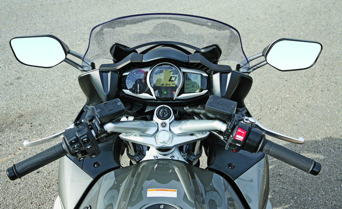 2013 Yamaha FJR1300 Review | Rider Magazine