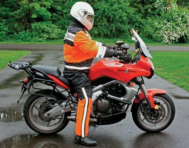 Harley-Davidson Genuine MotorClothes Hi-Vis Rain Suit