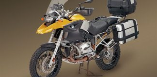 BMW R 1200 GS Project Bike