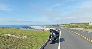 Ocean Drive in Newport, Rhode Island