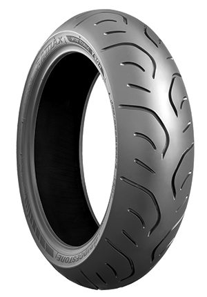 Bridgestone Battlax T30 Sport-Touring Tire (rear)