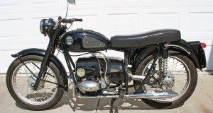 1958 Velocette Valiant_4556