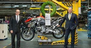 web-500,000th BMW GS motorcycle