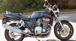 1994 Honda CB1000-right