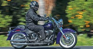 2014 Harley-Davidson Softail Deluxe